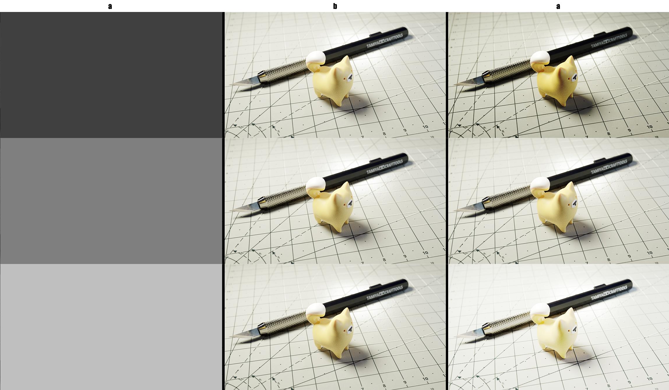 PhotoShop中的图层混合模式